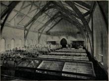 Lehigh Asa Packer Dining Room
